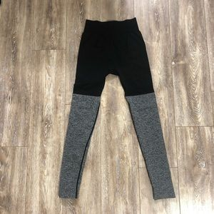 Gymshark Two Tone Seamless Leggings